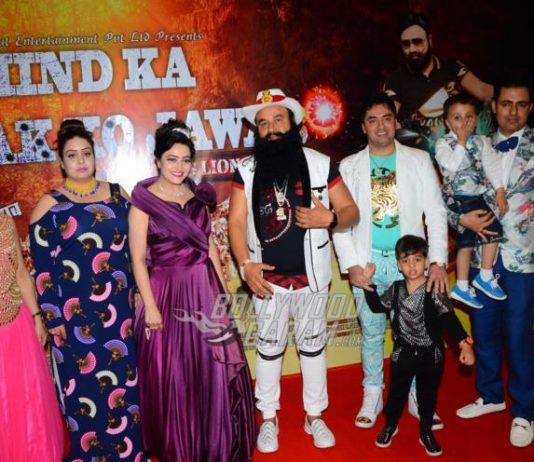 Gurmeet Ram Rahim Singh launches fourth film – Hind Ka Napak Ko Jawab