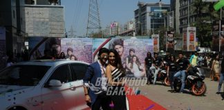 Kiara Advani and Mustafa Launch 'Machine' Trailer