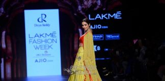 Lakme Fashion Week Summer/Resort 2017 Photos – Malaika Arora turns showstopper for Divya Reddy