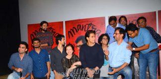 Kalki Koechlin, Shiv Pandit and Rajat Kapoor Launch Trailer of 'Mantra'