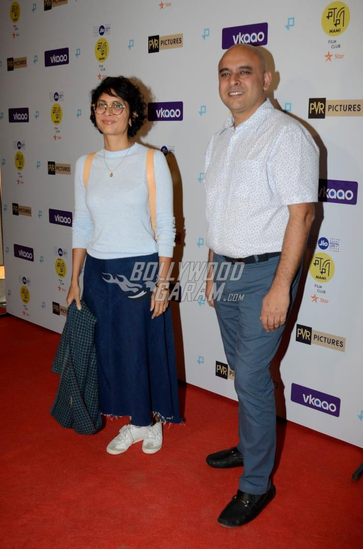 Kiran Rao at Moonlight premiere event