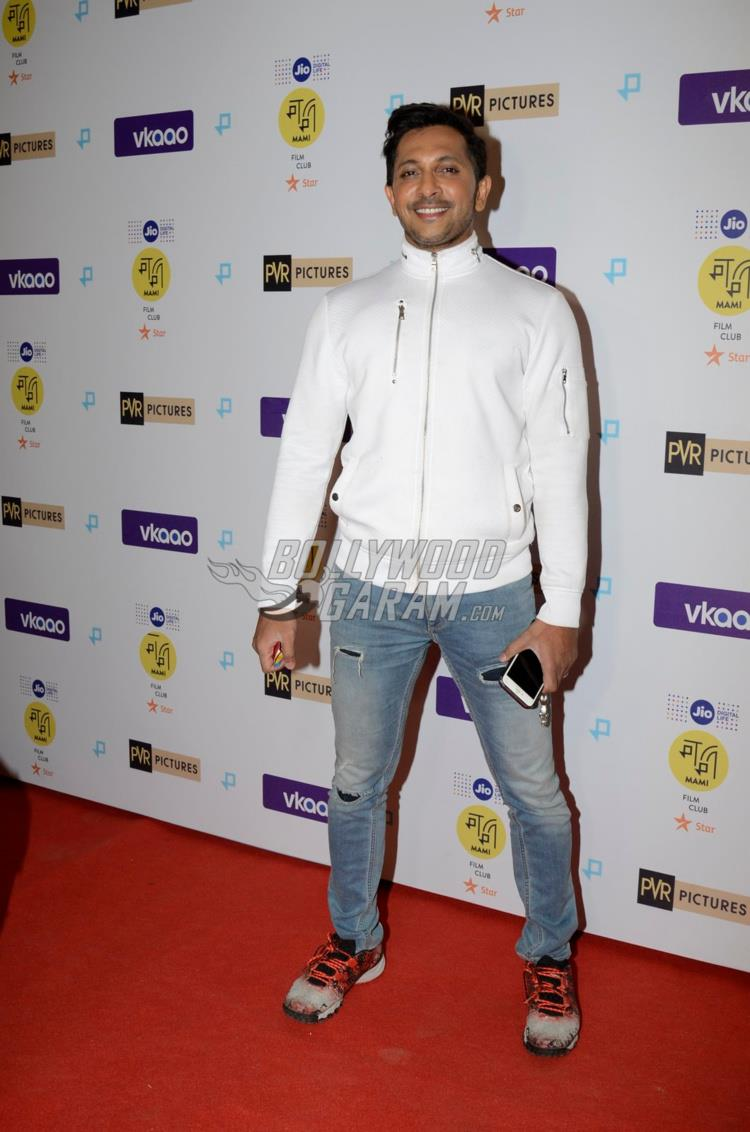 Terence Lewis at Moonlight premiere event