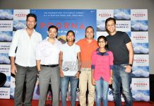 Rahul Bose launches motion picture of Poorna