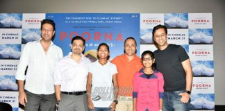 Rahul Bose Launches Motion Picture Poorna