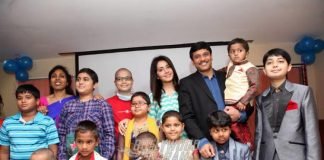 Rashi Khanna Observes International Childhood Cancer Day with Cancer Survivors