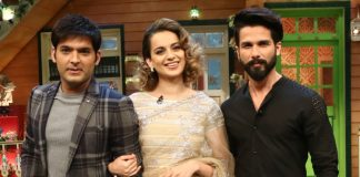 Cast of Rangoon Has a Blast Shooting for The Kapil Sharma Show! Photos