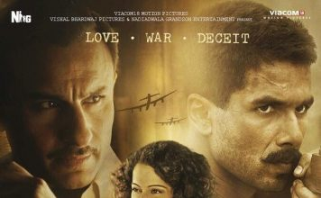 Bollywood Garam's Honest Review Of 'Rangoon'