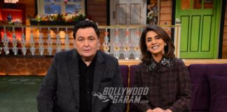 Rishi Kapoor and Neetu Kapoor have Fun on the Sets of 'The Kapil Sharma Show'