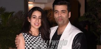 Karan Johar to Launch Saif Ali Khan's Daughter, Sara Ali Khan