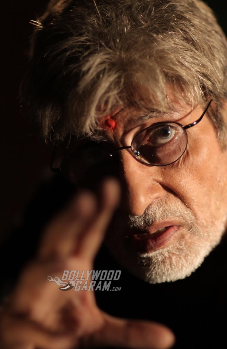 Sarkar 3 movie still