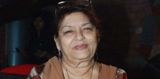 Saroj Khan Expresses Disappointment Over Snub For 'Tamma Tamma Again' Promotions