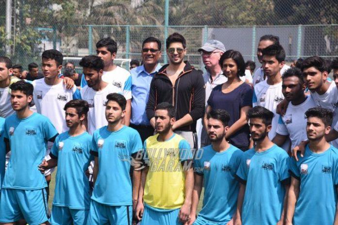 Sidharth slum soccer4