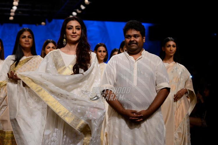 Tabu with Gaurang Shah at LFW Summer/Resort 2017
