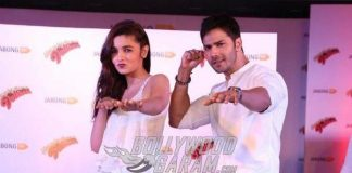 Alia Bhatt and Varun Dhawan Thank Madhuri Dixit for Teaching Signature Steps of 'Tamma Tamma'