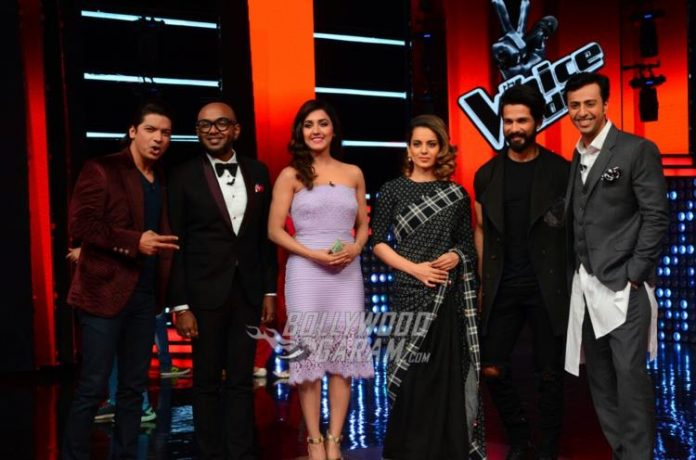 The voice rangoon7
