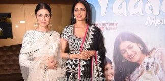 Divya Khosla and Sridevi launch new T-Series single Kabhi Yaadon Mein
