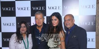 Katrina Kaif dazzles at Vogue bash