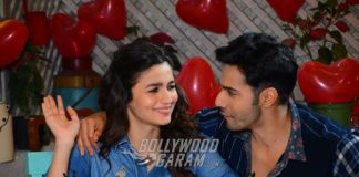 Varun Dhawan and Alia Bhatt celebrate Valentine's Day