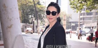 Karisma Kapoor Makes an Elite and Chic Appearance At Event