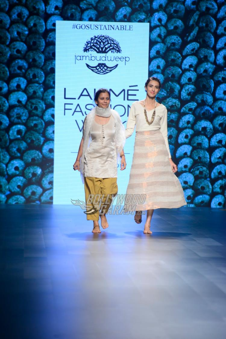 at Lakme Fashion Week Summer Resort 2017