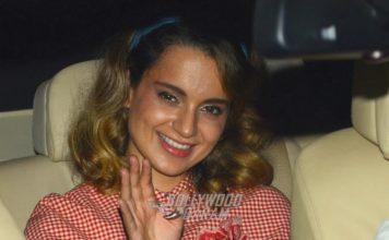 Rangoon Screening: Celebs Catch Special Screening Before Release