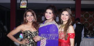 Vahbiz Dorabjee enjoys brother Daniel's wedding reception