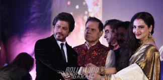 Shah Rukh Khan Receives 4th National Yash Chopra Award