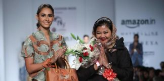 Amazon India Fashion Week '17 Showcases Cultural Blend with Novita Yunis