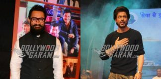Shah Rukh Khan and Aamir Khan to share screen space for the first time!