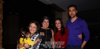 Bollywood Celebrities and Family Turn Up to Wish Aamir Khan on His 52nd Birthday – Photos