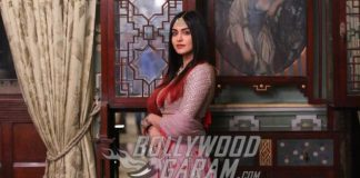Adah Sharma steals the show at Falaknuma Palace fashion show – Photos