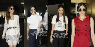 Exclusive Airport Fashion by Bollywood Celebrities! March 5 – 11 Edition