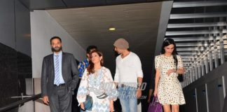 Akshay Kumar and Twinkle Khanna Step Out for Date Night