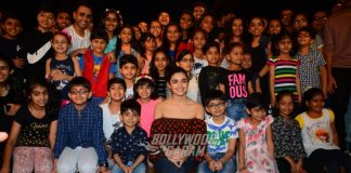 Gen Y's Alia Bhatt interacts with youngsters at an event