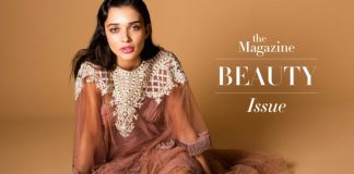 Amy Jackson Features as Cover Girl on Pernia Qureshi's – The Beauty Issue!