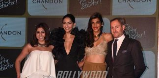 Sonam Kapoor, Anushka Manchanda Launch Chandon Sprakling Wines' Party Anthem – Photos