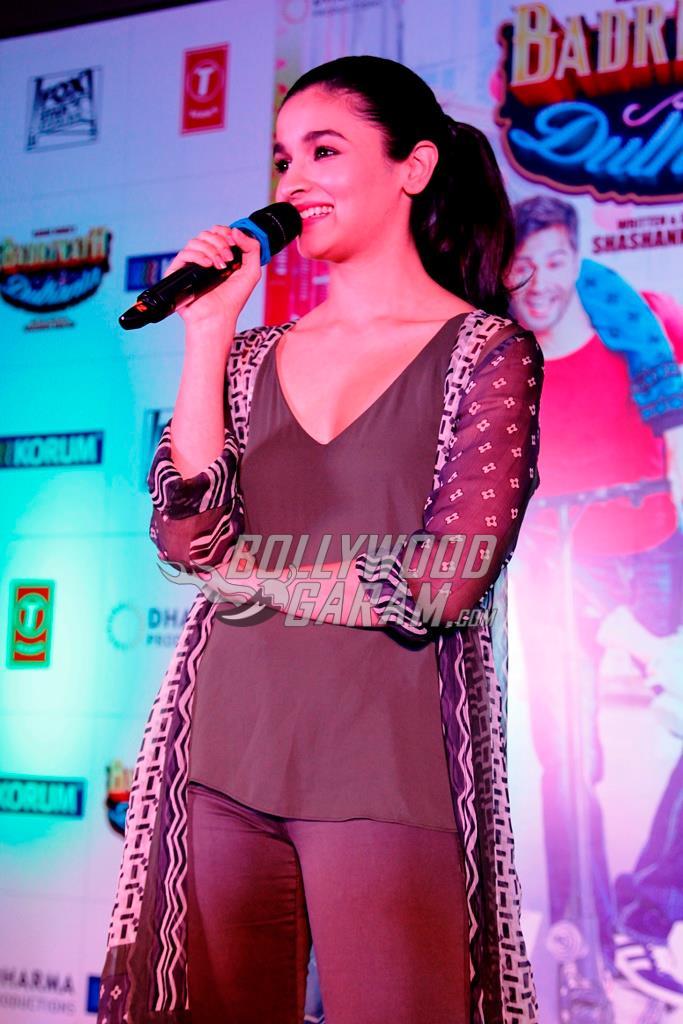 Badrinath Ki Dulhaniya promotions
