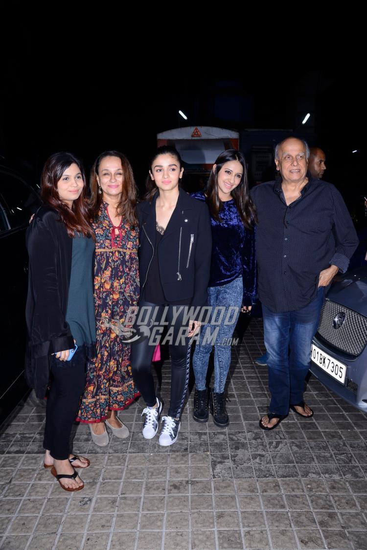 Badrinath Ki Dulhania Premiere