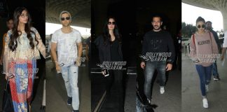 Exclusive Airport Fashion by Bollywood Celebrities! March 12 – 18 Edition