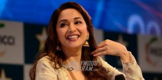 Madhuri Dixit clears up rumours about interference in Sanjay Dutt's biopic