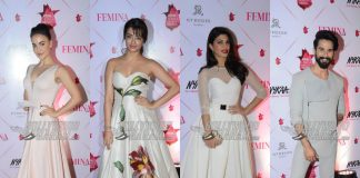 Bollywood Celebrities dazzle at Femina Beauty Awards 2017 Red Carpet – Photos