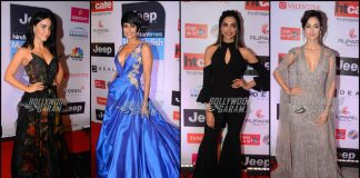 Bollywood celebrities turn up the heat at HT Most Stylish Awards 2017 red carpet – Photos