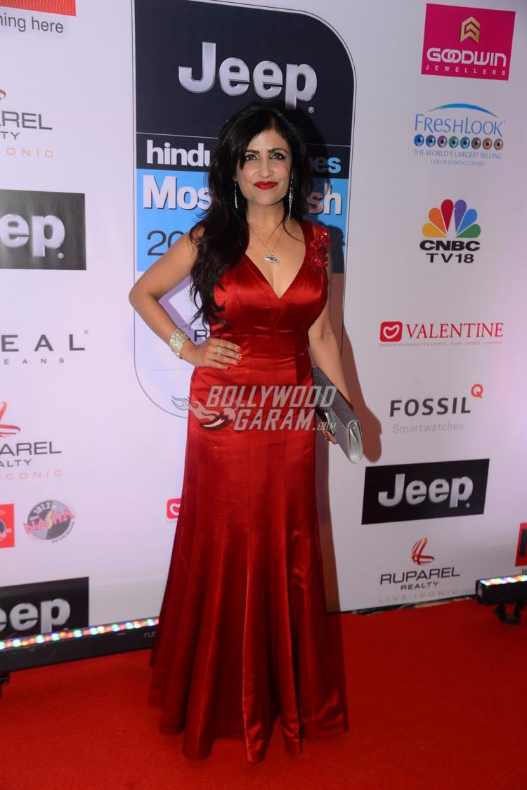 Celebs turn up the heat at HT Most Stylish Awards 2017 red ...