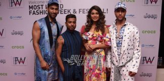 India Beach Fashion Week 2017 Photos – Lopamudra Raut, Amit Sadh walk the ramp on Day 1
