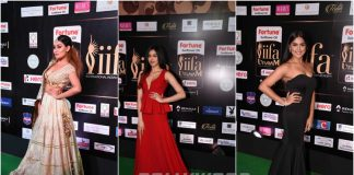 Best Red Carpet Looks From IIFA Utsavam 2017 – Photo Gallery