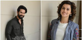 Shahid Kapoor, Taapsee Pannu talk at India Today Woman Summit 2017 – Photos