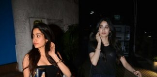 Exclusive Pictures of Jhanvi Kapoor – A Star in the Making!