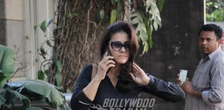 We Caught Kajol Getting Herself Pampered – Photos!