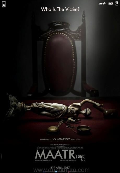 Maatr teaser poster 2017