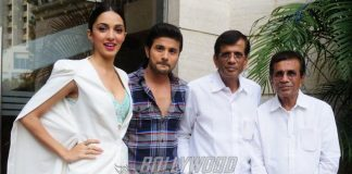 Kiara Advani and Mustafa Burmawala Promote Machine in Delhi